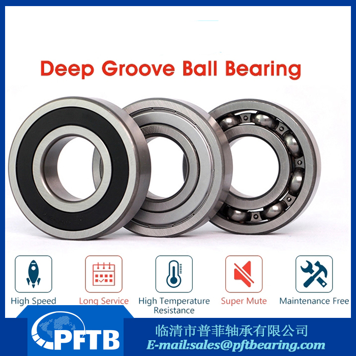 deep groove ball bearing 6403-6420 size